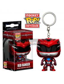 Llavero Funko Pocket POP! Power Rangers Red Ranger
