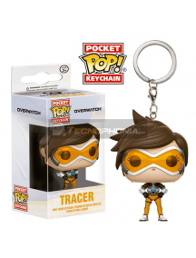 Llavero Funko Pocket POP Overwatch Tracer