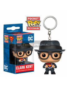 Llavero Funko POP DC Superman Clark Kent