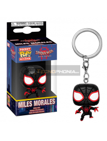 Llavero Funko Pocket POP! Marvel Animated Spiderman Miles Morales