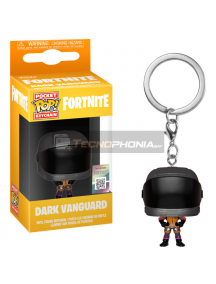 Llavero Funko Pocket POP! Fortnite Dark Vanguard