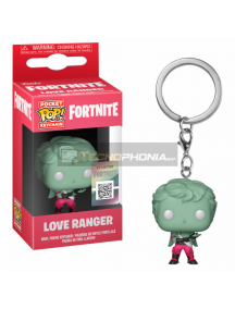 Llavero Funko Pocket POP! Fortnite Love Ranger