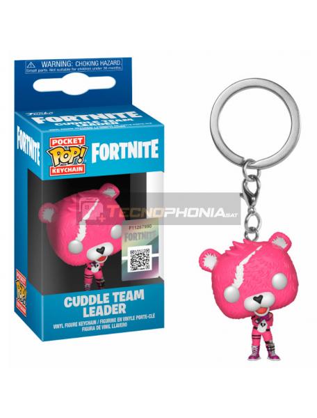 Llavero Funko Pocket POP! Fortnite Cuddle Team Leader