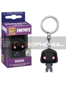 Llavero Funko Pocket POP! Fortnite Raven
