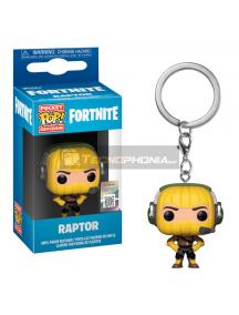 Llavero Funko Pocket POP! Fortnite Raptor