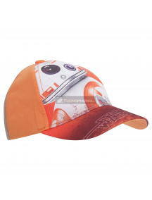 Gorra niño Star Wars BB-8