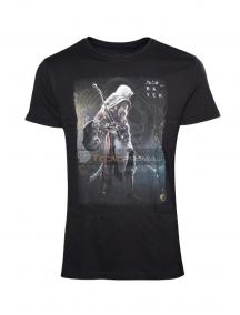 Camiseta Assassin's Creed negra Talla L