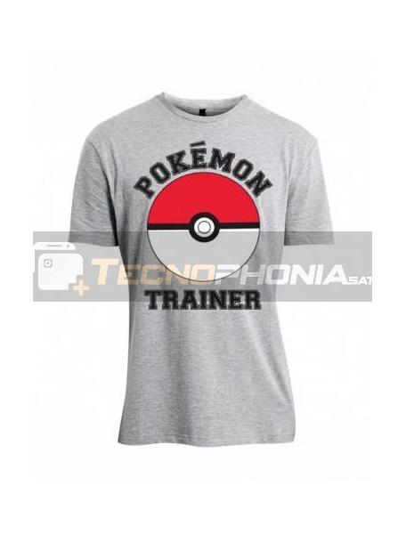 Camiseta manga corta Pokemon Trainer Talla XS