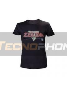 Camiseta manga corta Zelda Warriors Talla M