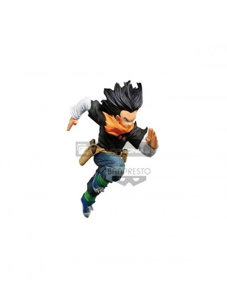 Figura Banpresto Dragon Ball C 17 17 Cm