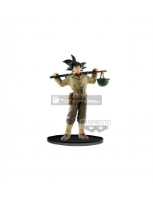 Figura Banpresto Dragon Ball Goku Army 18 Cm