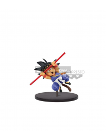 Figura Banpresto Dragon Ball Goku Kid Palo 20 Cm
