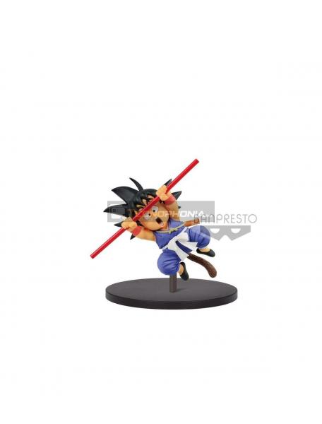 Figura Banpresto Dragon Ball Goku Kid Palo 20 Cm
