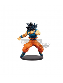 Figura Banpresto Dragon Ball Goku Blood 16 Cm