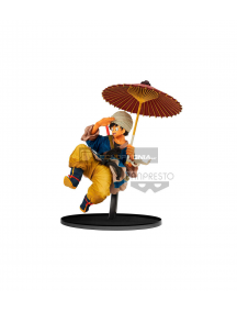Figura Banpresto Dragon Ball Goku Sombrilla 18 Cm