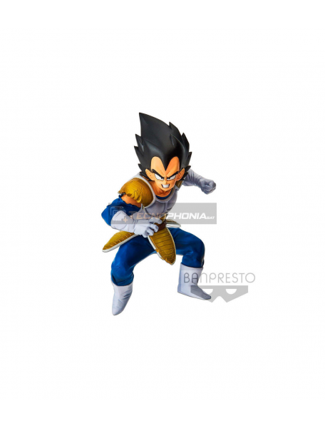 Figura Banpresto Dragon Ball Vegeta Colos 14 Cm