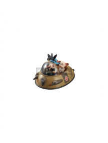 Figura Dragon Ball Ox Kings Vehicle Model Kit