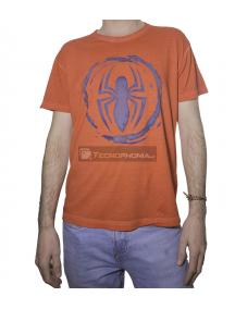 Camiseta Spider-man roja Talla L