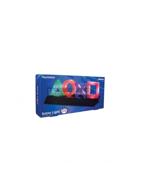 Lámpara led Playstation Símbolos USB