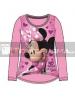 Camiseta niña manga larga Minnie - No stopping this girl Talla 2