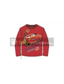 Camiseta manga larga niño Cars - Race Ready Talla 4