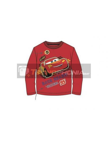 Camiseta manga larga niño Cars - Race Ready Talla 6