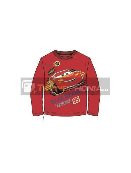 Camiseta manga larga niño Cars - Race Ready Talla 8
