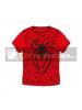 Camiseta niño manga corta Spider-man - araña Talla 8