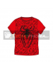 Camiseta niño manga corta Spiderman - araña Talla 8