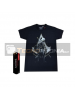 Camiseta Assassin's Creed negra Talla M