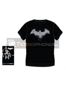 Camiseta adulto manga corta Batman logo Talla S