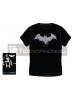 Camiseta adulto manga corta Batman logo Talla XL