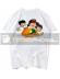 Camiseta manga corta  Oliver y Benji Talla M