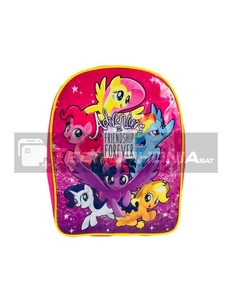 Mochila My Little Pony Adventure 30cm