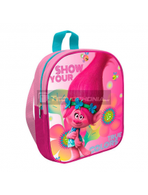 Mochila Trolls - Show your true colors