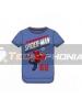 Camiseta niño manga corta Spider-man - 62 8 años 128cm