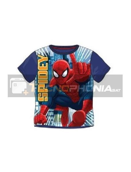 Camiseta niño manga corta Spider-man - Spidey 12 años