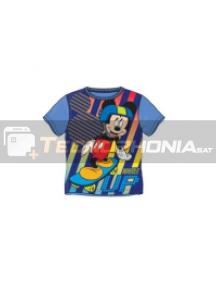 Camiseta niño manga corta Mickey - Up Talla 6
