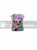 Camiseta niña manga corta Minnie - Gafas Talla 4