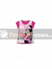 Camiseta niña manga corta Minnie - Me Talla 4