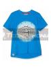 Camiseta niño manga corta Lego Star Wars azul 8 años