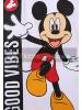 Pijama manga larga niño Mickey Mouse - Good Vibes 8 años 128cm