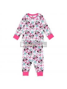 Pijama manga larga niña Minnie Mouse estampado 8 años 128cm