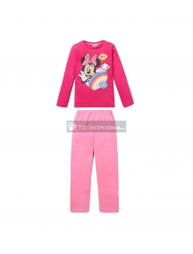 Pijama manga larga niña Minnie Mouse - Hi 6 años 116cm