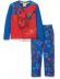 Pijama manga larga niño Spider-man azul estampado años 10 140cm