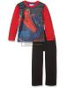 Pijama manga larga niño Spider-man - salto 6 años 116cm