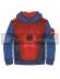 Sudadera Spider-man azul - roja 4 años