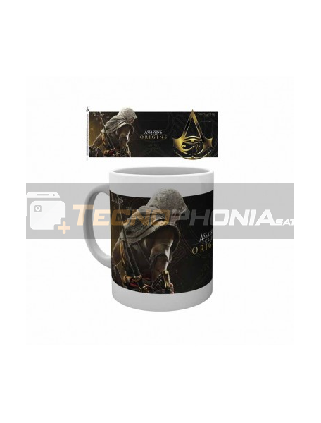 Taza cerámica 325ML Assassin's Creed - Origins Synchronit