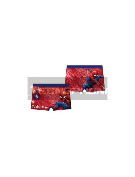 Bañador boxer niño Spider-man SE1758 6 años