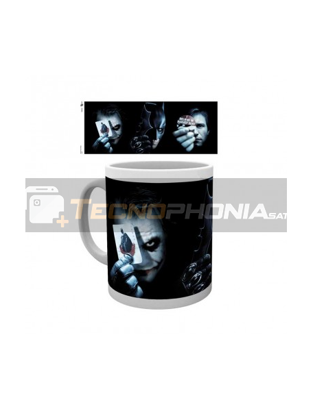 Taza cerámica 325ML Batman - The Dark Night